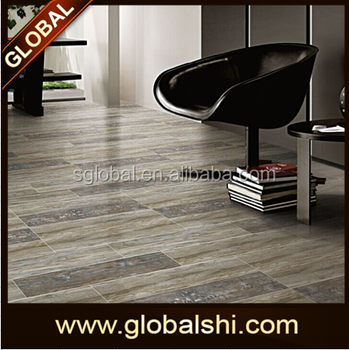 6''X24'' 6''X36'' 12''X36'' 18''X36'' 24''X36'' 8''X48'' Modern Non-slip Wood Grain Look Porcelain Floor Tile