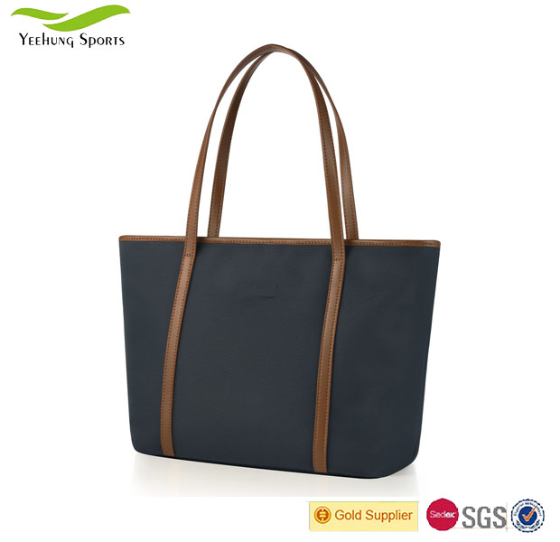 High Quality Nylon Lady Tote Bag Wholesale Women Handbags Bag Waterproof Shopping Bag Manufacturers China