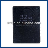 High Transfer Rate Real Game 32MB memory card for PS2