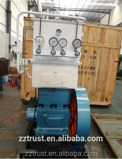 2Z-1/25 acetylene compressor noiseless type with open type compressors for sale