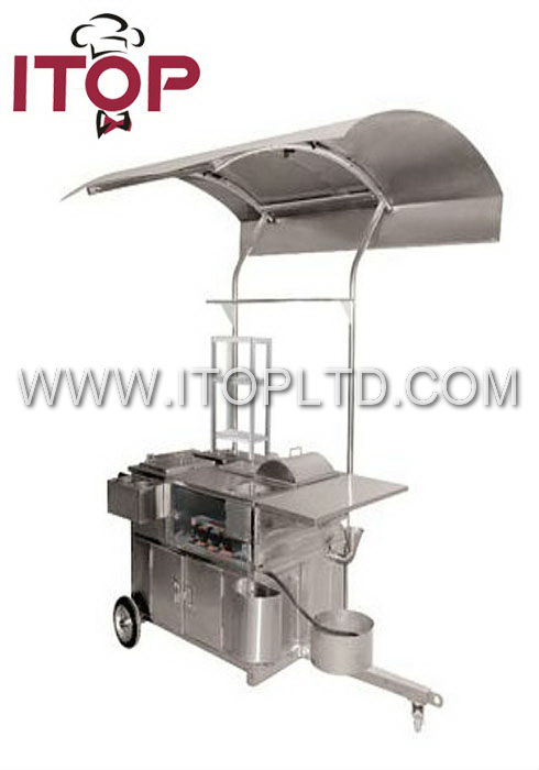 Customized Products insulated food cart