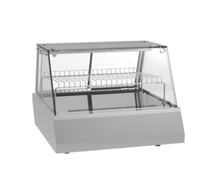 110L Mini Small Refrigerated Display Stand Case Cake Display Refrigerator Showcase