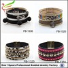 2015 brazilian charm magnetic fashion bracelet