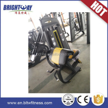 Brightway advanced heavy duty biceps curl max weight stack 100kg /commercial gym machine