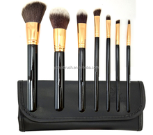 Cheap Sale!7pcs makeup brush set portable oval makeup brush set