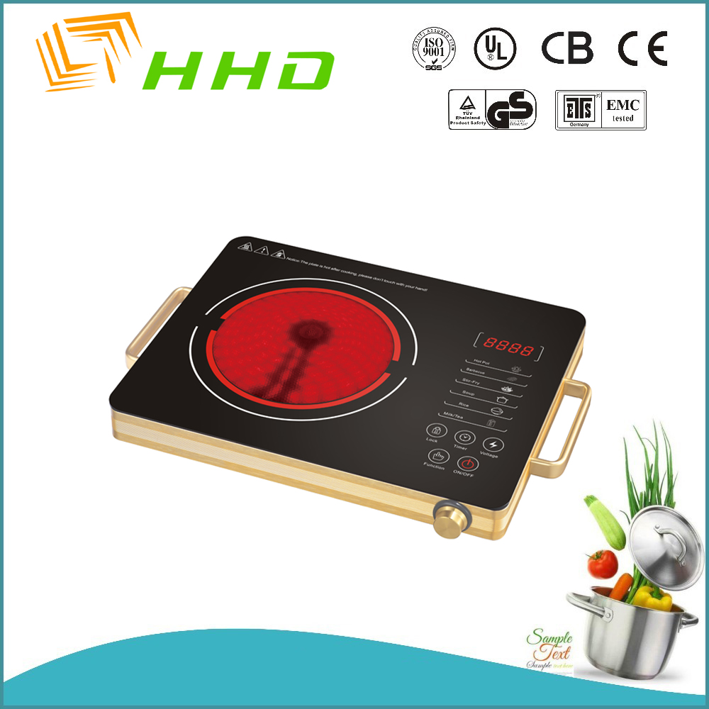 2016 Infrared Induction Cooker / Induction Hob / Single Induction Cooktop