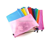 documents/newspapers/magazines holder zipper bags