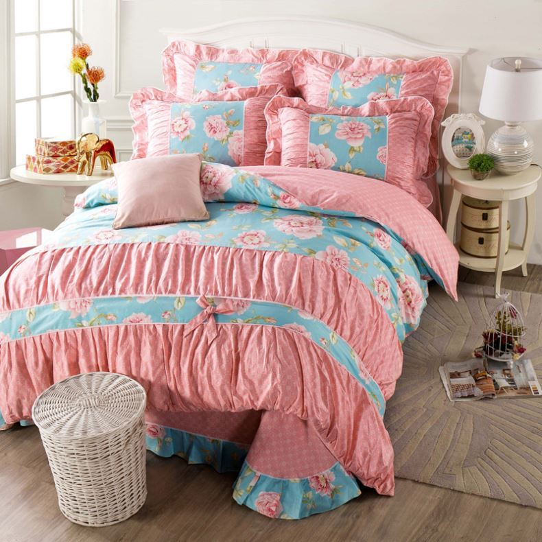 private design bed in a bag comforter sets wholesale