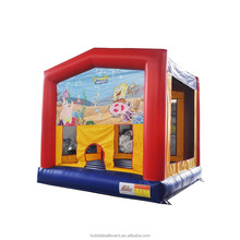 Factory price inflatable adult bounce house, cheap commercial used bounce houses party jumpers for sale