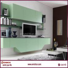 melamine mdf plank from linyi shandong kitchen cabinet