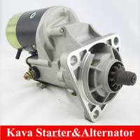 For Nissan Bus Starter Motor