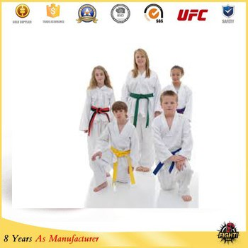 Comfortable sportswear,Practicing taekwondo essential clothes,taekwondo dobok