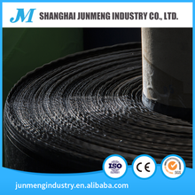 China suppliers Black HDPE Strength Film for waterproofing, Waterproof Asphalt Coiled Surface Films