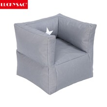 Factory OEM Mini Bean Bag for Children Kids Child Single Sofa Cute Furniture Supply