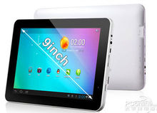 "9"" Inch Tablet PC Google Android 4.0 Capacitive Multi-Touch Screen 8GB 512DDR3 Dual Camera A13 1.5GHz Supports Skype Video"