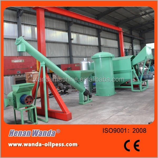 5TPD Small Palm Oil Production Line/CPO Processing Plant