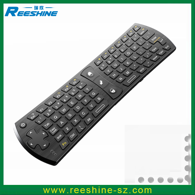 2.4GHz Wireless Rii i24 Remote Control Wireless Keyboard Mouse Combo