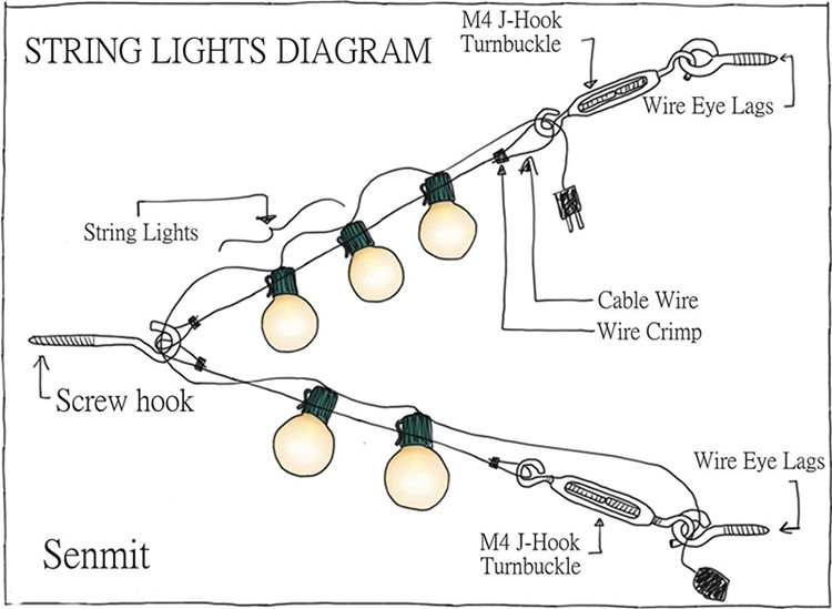 suspension hanging kit.wire suspension kit.light hanging kit