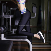 sport fitness wear yoga pants printed gym tights woman leggings for women dresses
