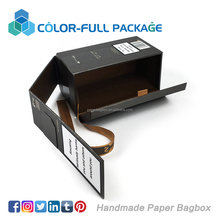 luxury cigarette gift paper packaging box case
