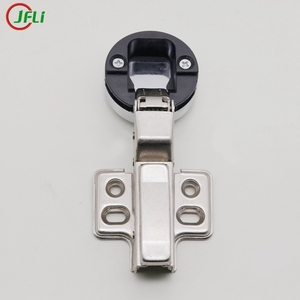 clip on soft closing cabinet cupboard Glass door hinge with cup cap
