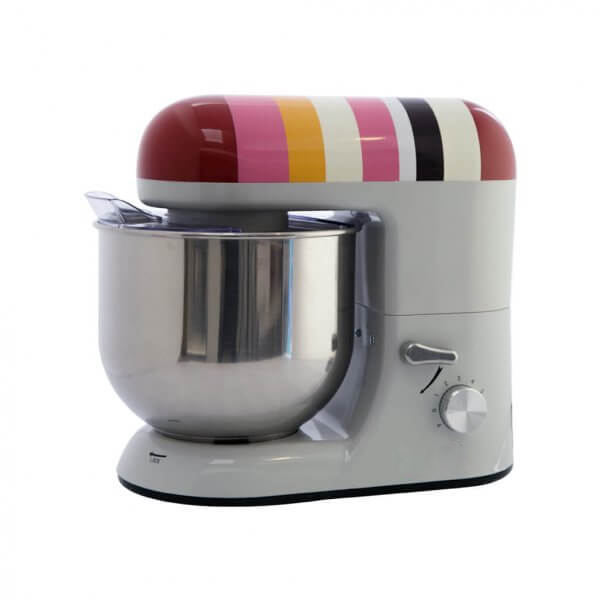 TOP CHEF 1000W stand mixer 6.5L cake mixer with S/S bowl