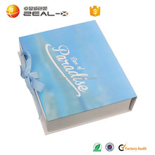 luxury Customized Printing cosmetic gift set packaging