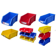 daily use item storage bins plastic storage box, warehouse storage racks