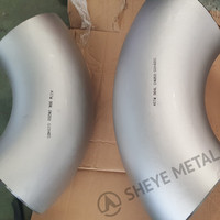 High Quality Stainless Steel Elbow Pipe