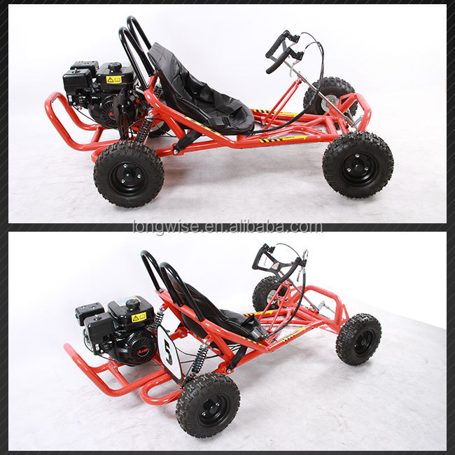 196cc Mini Buggy Go Kart With cheap price ,Pull Start ,Hydraulic Disc Brake