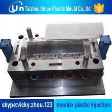 plastic air conditioning shell mould/plastic air conditioning parts mould