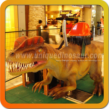 Kiddie rides dinosaur for shopping mall baby products dinosaur