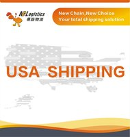 door to door container shipping cost from Guangzhou China to USA
