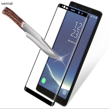 Factory Price 0.2mm 3D Curved Tempered Glass Screen Protector for Samsung S7/S7 Edge/S8/S8 Plus/A3 A5 A7 2017/Note 8/S9/S9 Plus