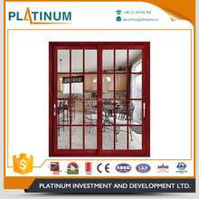 Good quality hotsell aluminum wardrobe with sliding door
