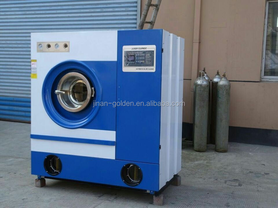 automatic oil dry cleaning machine
