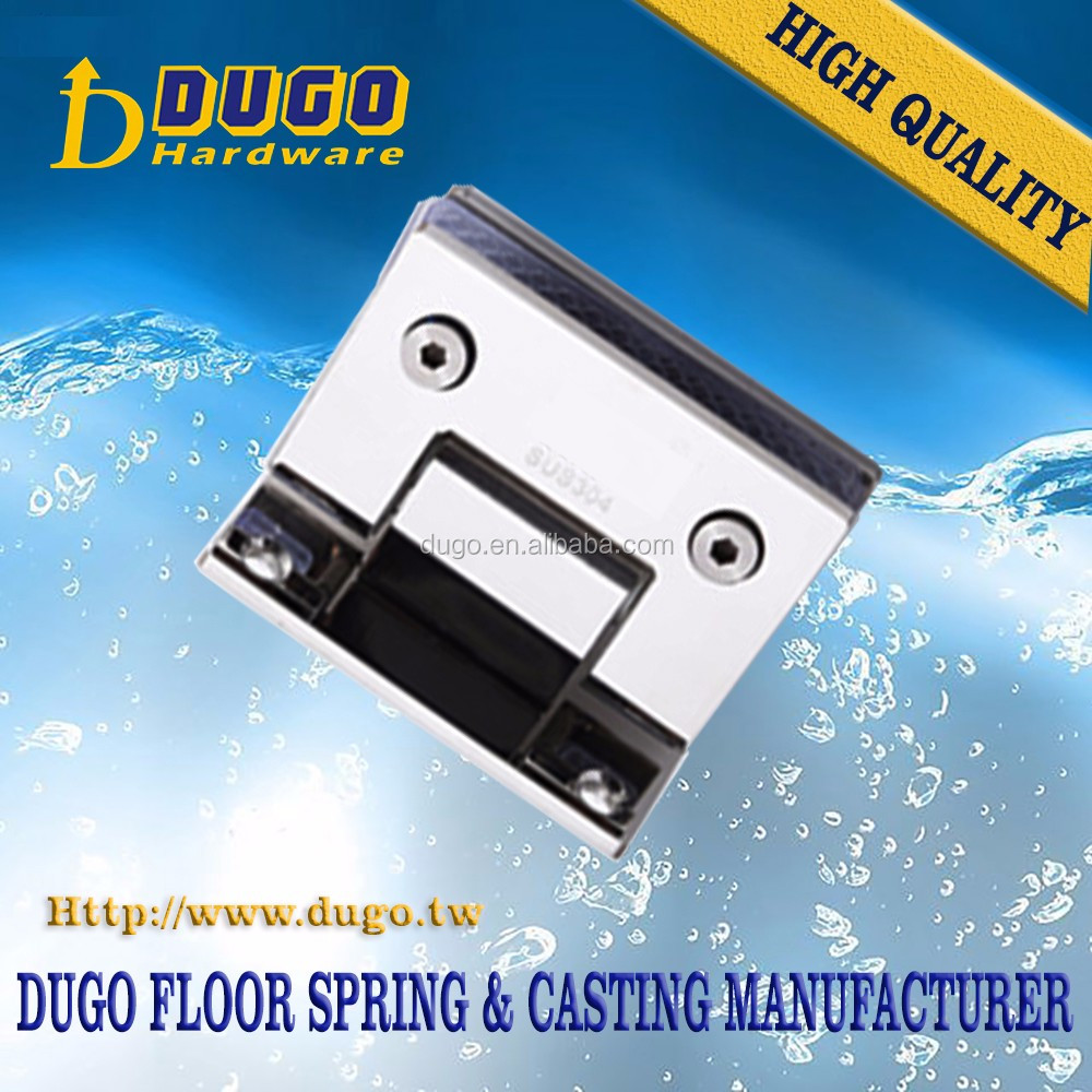 Stainless steel glass clamp &bathroom glass clamp