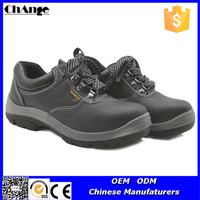 Hot Selling Prevent Puncture Steel Toe Safety Shoes