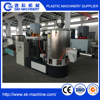 High Speed Plastic Mixer/Plastic Pellets Mixing Machine