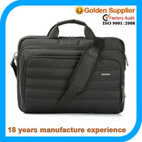 Customized laptop messenger bag shockproof briefcase