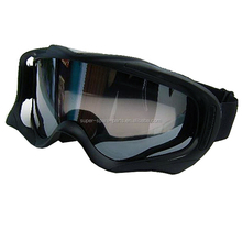 Dirt Bike ATV Off-Road Black Motocross racing ski goggles