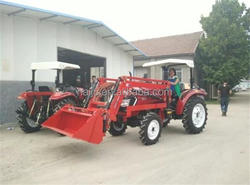 50hp tractor wheat cutting machines with A4K41T55-002 engine