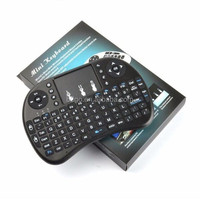 2.4G Rii Mini I8 Wireless Keyboard with Touchpad For Smart TV Box