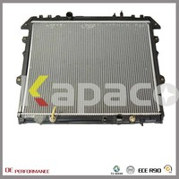 Kapaco Auto Car radiator For Toyota Hilux 1KD 2KD OEM 16400-0L120 16400-0C180,16400-50210