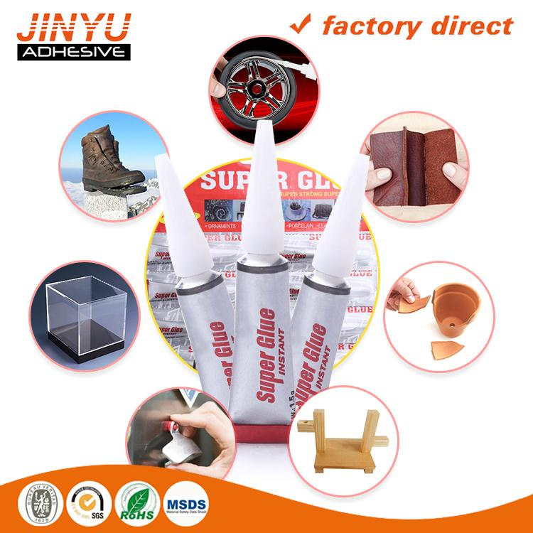ZJ Jinyu hot sale heat resistant metal a b epoxy glue