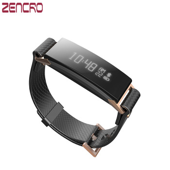 2017 Zencro Newest Bluetooth 4.0 Fitbit Heart Rate Smart Bracelet Activity Tracker Pedometer