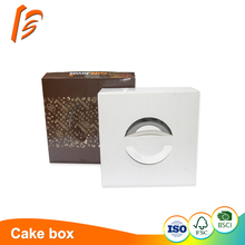 The mini cup cake holder box ivory board paper box