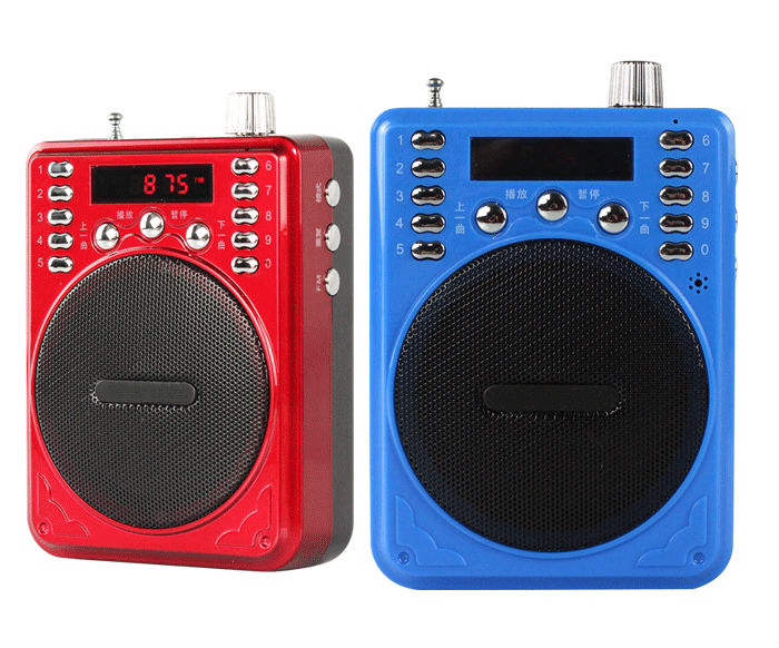 2014the most popular rechargeable stereo power amplifier with bluetooth