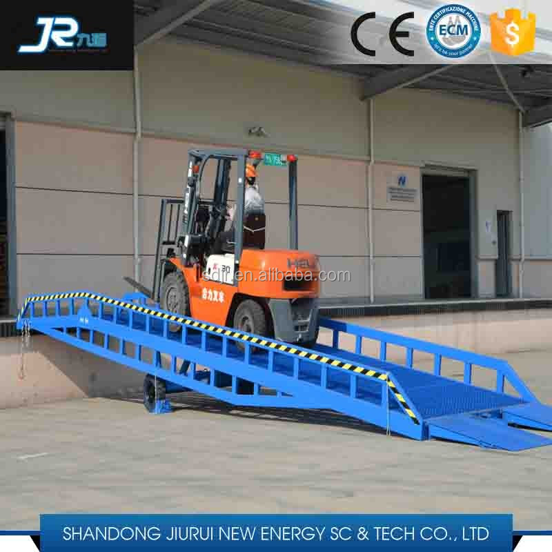 high quality ! hot sale ! movable truck and car loading bridge platform lift