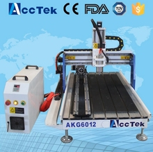 China cnc milling machine / wood carving cnc router mini size 6090 6012 price